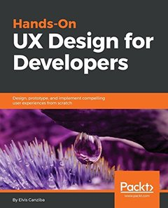 Hands-On UX Design for Developers-cover