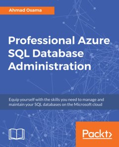 Professional Azure SQL Database Administration-cover
