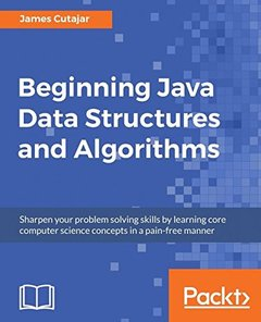 Beginning Java Data Structures and Algorithms-cover