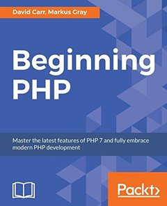 Beginning PHP-cover