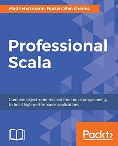 Professional Scala-cover