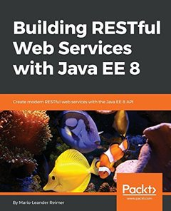 Building Restful Web Services with Java Ee 8-cover