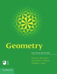 Geometry, 2/e (Paperback)-cover