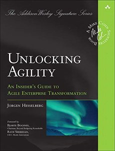 Unlocking Agility (Paperback)-cover