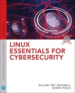 Linux Essentials for Cybersecurity (Pearson IT Cybersecurity Curriculum (ITCC))-cover