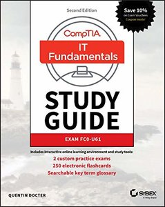 CompTIA IT Fundamentals Study Guide: Exam FC0-U61-cover
