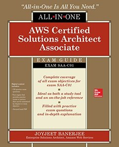 AWS Certified Solutions Architect Associate All-in-One Exam Guide (Exam SAA-C01)-cover