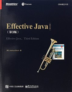 Effective Java, 3/e (英文版)-cover
