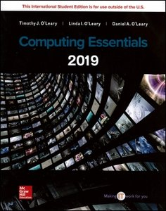 Computing Essentials 2019  (Complete Edition)-cover