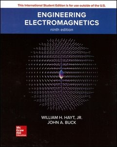 Engineering Electromagnetics, 9/e (Paperback)-cover
