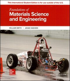 Foundations of Materials Science and Engineering, 6/e (Paperback)-cover
