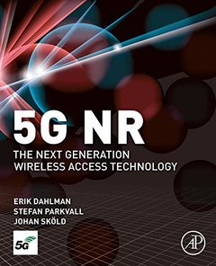 5G NR: The Next Generation Wireless Access Technology (Paperback)-cover