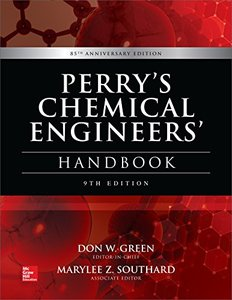 Perry's Chemical Engineers' Handbook, 9/e (Hardcover)-cover