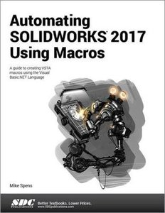 Automating SOLIDWORKS 2017 Using Macros-cover