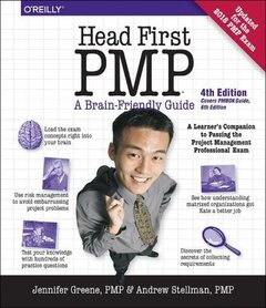 Head First PMP: A Learner's Companion to Passing the Project Management Professional Exam, 4/e-cover
