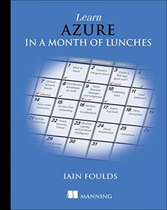 Learn Azure in a Month of Lunches-cover