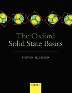 The Oxford Solid State Basics (Paperback)-cover