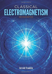 Classical Electromagnetism, 2/e (Paperback)-cover