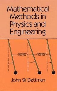 Mathematical Methods in Physics and Engineering (Paperback)-cover