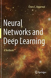 Neural Networks and Deep Learning: A Textbook-cover
