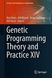 Genetic Programming Theory and Practice XIV (Genetic and Evolutionary Computation)-cover