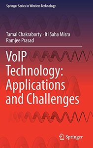VoIP Technology: Applications and Challenges (Springer Series in Wireless Technology)-cover