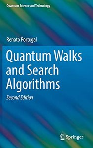 Quantum Walks and Search Algorithms (Quantum Science and Technology)-cover