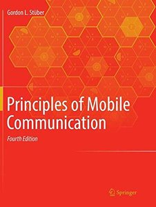 Principles of Mobile Communication-cover
