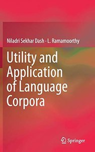 Utility and Application of Language Corpora-cover