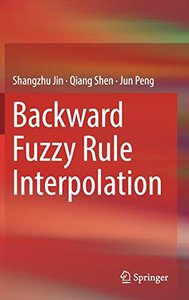 Backward Fuzzy Rule Interpolation-cover