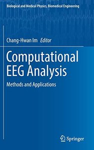Computational EEG Analysis: Methods and Applications (Biological and Medical Physics, Biomedical Engineering)-cover