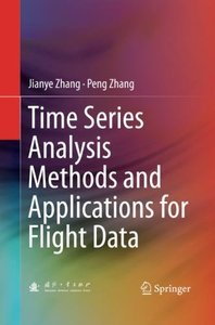 Time Series Analysis Methods and Applications for Flight Data-cover