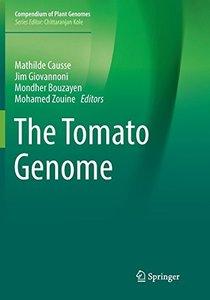 The Tomato Genome (Compendium of Plant Genomes)-cover