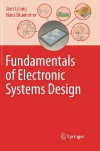 Fundamentals of Electronic Systems Design-cover