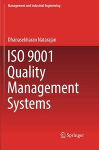 ISO 9001 Quality Management Systems (Management and Industrial Engineering)-cover