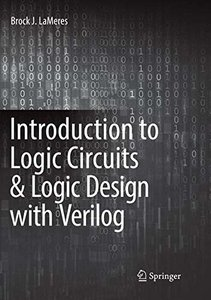 Introduction to Logic Circuits & Logic Design with Verilog-cover