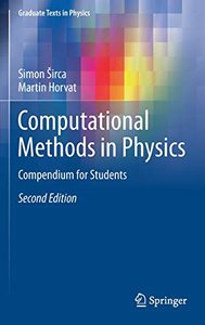 Computational Methods in Physics: Compendium for Students (Graduate Texts in Physics)-cover