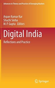Digital India: Reflections and Practice (Advances in Theory and Practice of Emerging Markets)-cover
