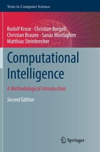 Computational Intelligence: A Methodological Introduction (Texts in Computer Science)-cover