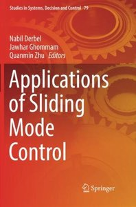 Applications of Sliding Mode Control (Studies in Systems, Decision and Control)-cover