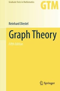 Graph Theory, 5/e (Paperback)-cover