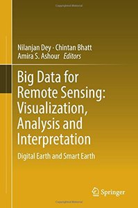 Big Data for Remote Sensing: Visualization, Analysis and Interpretation: Digital Earth and Smart Earth-cover