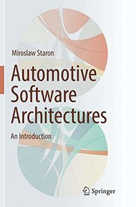 Automotive Software Architectures: An Introduction-cover