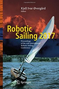Robotic Sailing 2017: Proceedings of the 10th International Robotic Sailing Conference-cover