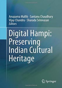 Digital Hampi: Preserving Indian Cultural Heritage-cover