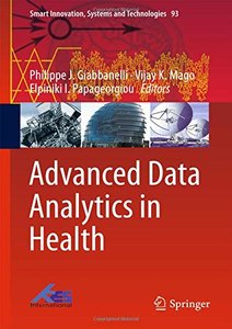 Advanced Data Analytics in Health (Smart Innovation, Systems and Technologies)-cover