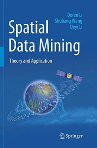 Spatial Data Mining: Theory and Application-cover