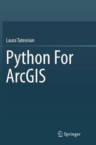 Python For ArcGIS-cover