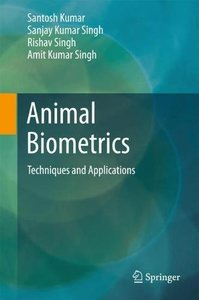 Animal Biometrics: Techniques and Applications-cover