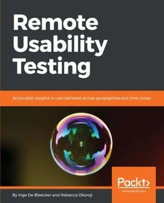 Remote Usability Testing: Actionable insights in user behavior across geographies and time zones-cover